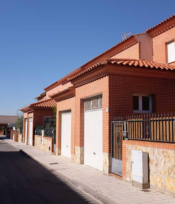 Chalet Calle Garcilaso de la Vega